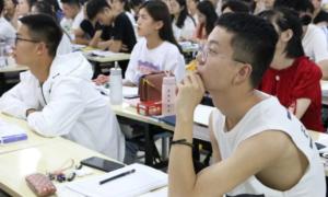 2022年专升本新政策,免考试就可以读本科?学生:幸福来得太突然